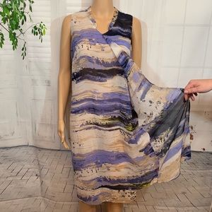 Asymmetrical Vera Wang Dress